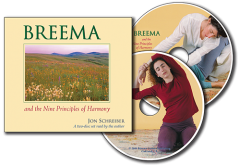 Breema and the Nine Principles of Harmony audiobook image
