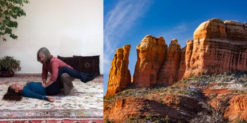 Breema Weekend in Sedona, AZ January 17-18, 2020