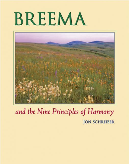Breema and the Nine Principles of Harmony book by Jon Schreiber